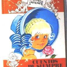 Libros antiguos: CUENTOS DE SIEMPRE - ILUSTRADOR MARIA PASCUAL - TAPA DURA Nº 2. Lote 187302533