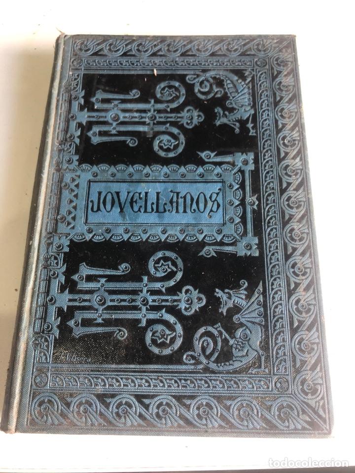 OBRAS ESCOGIDAS DE D. GASPAR DE JOVELLANOS (Libros Antiguos, Raros y Curiosos - Literatura - Otros)