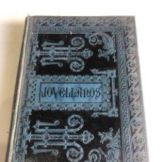 Libros antiguos: OBRAS ESCOGIDAS DE D. GASPAR DE JOVELLANOS. Lote 187327712