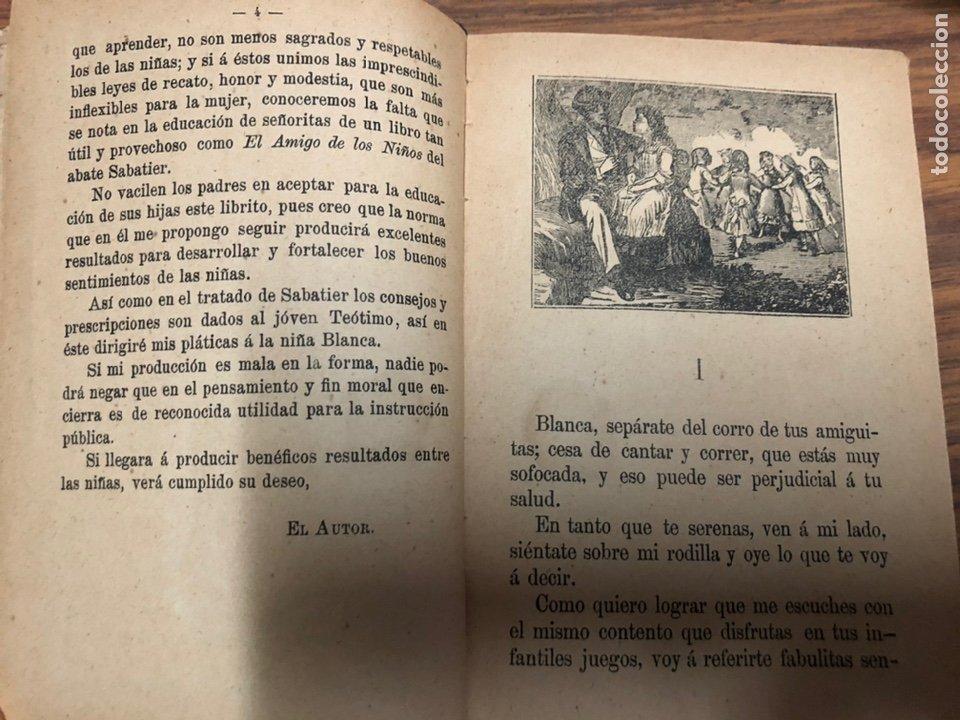 Libros antiguos: EL AMIGO DE LAS NIÑAS- TRATADO DE EDUCACIÓN-D. LEOPOLDO DELGRAS-AÑO 1900. - Foto 5 - 187332262