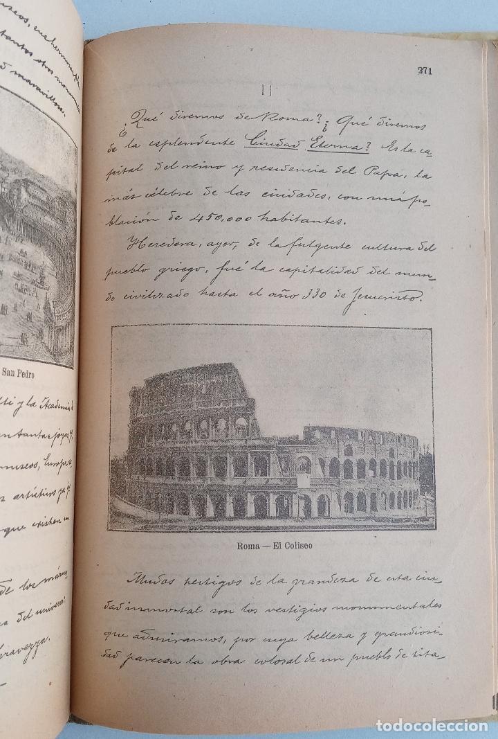 Libros antiguos: METODO COMPLETO DE LECTURA EL SEGUNDO MAGISTERIA. JOSE DALMAU CARLES. 1923. W - Foto 3 - 187437908