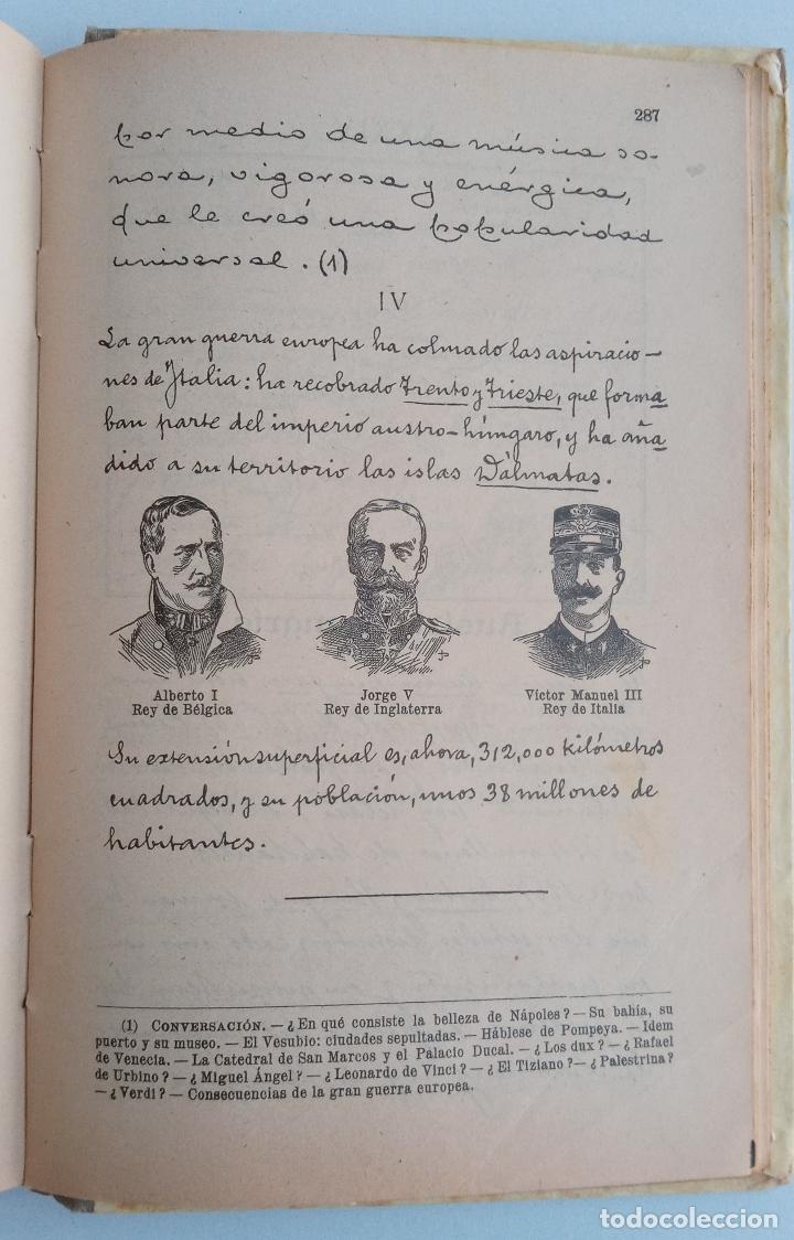 Libros antiguos: METODO COMPLETO DE LECTURA EL SEGUNDO MAGISTERIA. JOSE DALMAU CARLES. 1923. W - Foto 5 - 187437908