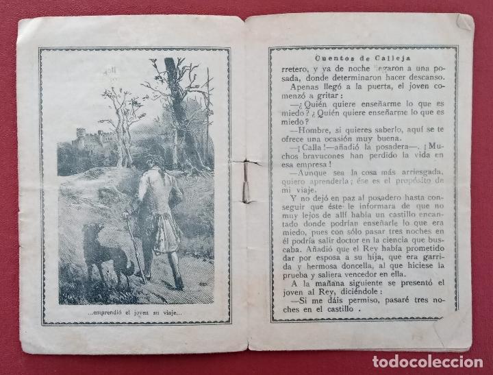 Libros antiguos: LOTE DE 11 LIBRITOS CUENTOS DE SATURNINO CALLEJA. LA TORTA, CAZUELAS QUE HABLAN.....VER FOTOS - Foto 2 - 187586548