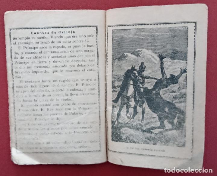Libros antiguos: LOTE DE 11 LIBRITOS CUENTOS DE SATURNINO CALLEJA. LA TORTA, CAZUELAS QUE HABLAN.....VER FOTOS - Foto 4 - 187586548