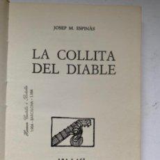 Libros antiguos: LA COLLITA DEL DIABLE. Lote 187606661