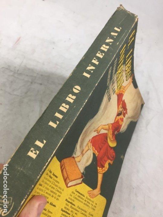 Libros antiguos: EL LIBRO INFERNAL. Tesoro de las Ciencias Ocultas 1962 Caymi Buenos Aires - Foto 3 - 187621278