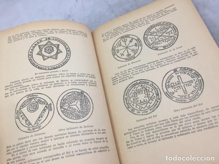 Libros antiguos: EL LIBRO INFERNAL. Tesoro de las Ciencias Ocultas 1962 Caymi Buenos Aires - Foto 11 - 187621278