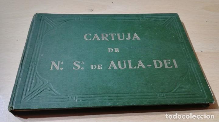 CARTUJA DE NTRA. SRA. DE AULA-DEI, PEÑAFLOR,ZARAGOZA.1921. HENRICH Y COMPAÑÍA - VER FOTOS - GOYA (Libros Antiguos, Raros y Curiosos - Bellas artes, ocio y coleccionismo - Otros)