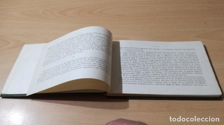 Libros antiguos: Cartuja de Ntra. Sra. de Aula-Dei, Peñaflor,Zaragoza.1921. Henrich y Compañía - ver fotos - goya - Foto 6 - 188432966