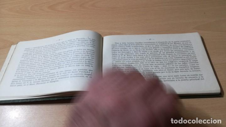 Libros antiguos: Cartuja de Ntra. Sra. de Aula-Dei, Peñaflor,Zaragoza.1921. Henrich y Compañía - ver fotos - goya - Foto 7 - 188432966