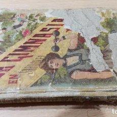 Libros antiguos: LA GIMNASIA EN JARDINES Y HABITACIONES - LOUIS DE VALLIERES - SATURNINO CALLEJA. Lote 188433392