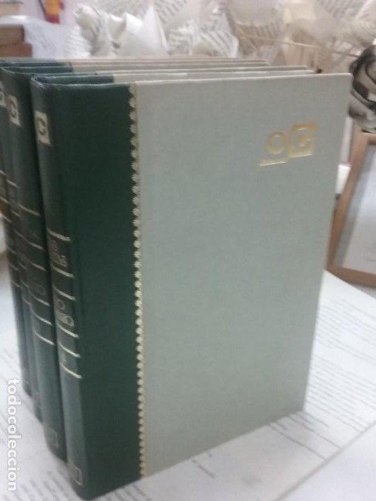 Libros antiguos: OBRAS COMPLETAS PEDRO DE LORENZO 4 LIBROS - Foto 2 - 188436778