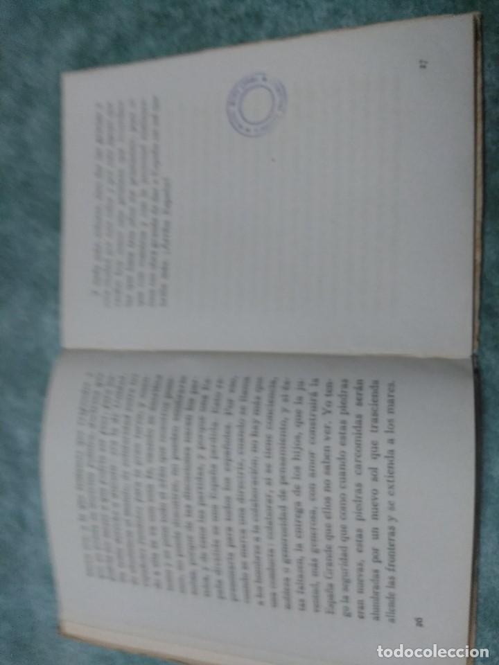 Libros antiguos: EL CAUDILLO EN CATALUÑA. MADRID 1942 - Foto 5 - 188492347