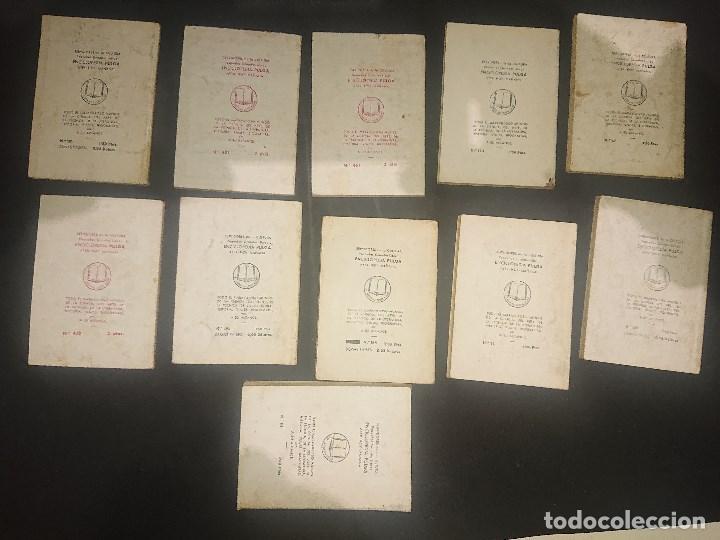 Libros antiguos: LOTE 3 - 11 LIBRITOS ANTIGUOS - ENCICLOPEDIA PULGA , LEER DESCRIPCION - Foto 2 - 188524270