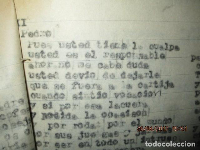 Libros antiguos: LIRETA INEDITA ORIGINAL CON ESCRITOS PERSONALES SORE GUERRA CIVIL DE CARLOS HERRERO - Foto 10 - 188545728