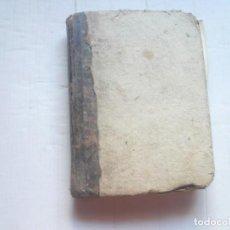 Libros antiguos: EL AMIGO DE LOS NIÑOS POR EL ABATE SABATIER(1844). Lote 188561927