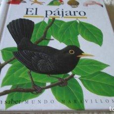 Libros antiguos: EL PÁJARO. Lote 188574646