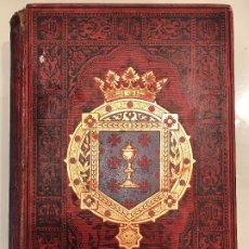 Libros antiguos: MANUEL MURGUÍA. GALICIA ESPAÑA SUS MONUMENTOS Y ARTES SU NATURALEZA E HISTORIA. BARCELONA 1888. Lote 188576445