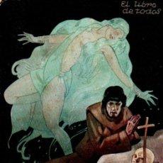 Libros antiguos: GÓMEZ CARRILLO . EL EVANGELIO DEL AMOR (COSMÓPOLIS, 1927) CUBIERTA DE PENAGOS. Lote 188663707