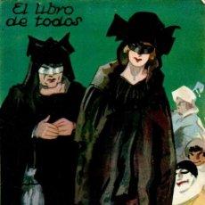 Libros antiguos: PEDRO DE REPIDE . EL MALEFICIO DE LA U (COSMÓPOLIS, 1928) CUBIERTA DE PENAGOS. Lote 188664048