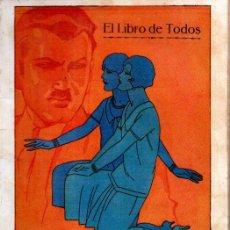 Libros antiguos: PEDRO MATA . EL MISTERIO DE LOS OJOS CLAROS (COSMÓPOLIS, 1927) CUBIERTA DE PENAGOS. Lote 188664273