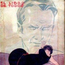 Libros antiguos: EDUARDO ZAMACOIS . LA ENFERMA (COSMÓPOLIS, 1927) CUBIERTA DE PENAGOS. Lote 188664417