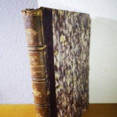 Libros antiguos: 1848 - ENSAYO HISTÓRICO DE ARQUITECTURA, JOSÉ CAVEDA. Lote 188765888