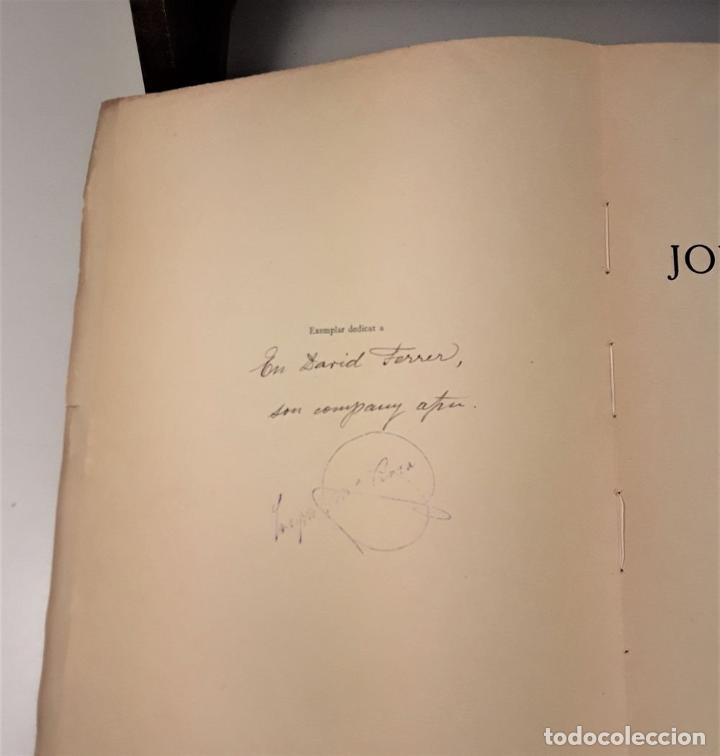 Libros antiguos: JOHAN I DARAGÓ. JOSEPH Mª ROCA. TIP. CASA PROVINCIAL DE CARITAT. BARCELONA. 1929. - Foto 4 - 189092788