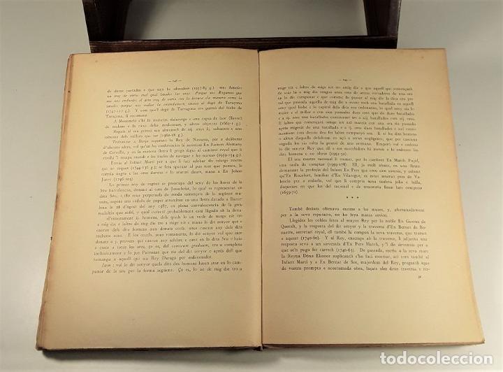 Libros antiguos: JOHAN I DARAGÓ. JOSEPH Mª ROCA. TIP. CASA PROVINCIAL DE CARITAT. BARCELONA. 1929. - Foto 6 - 189092788