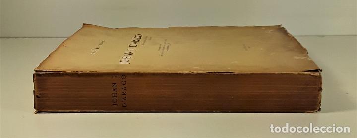 JOHAN I DARAGÓ. JOSEPH Mª ROCA. TIP. CASA PROVINCIAL DE CARITAT. BARCELONA. 1929. (Libros Antiguos, Raros y Curiosos - Pensamiento - Otros)
