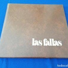Libros antiguos: LAS FALLAS - LIBRO FALLERO- 1982. Lote 189129070