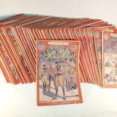 Libros antiguos: INTERESANTE COLECCIÓN EL AS DE LOS BOY-SCOUTS. COLECCIÓN COMPLETA. 40 NÚMEROS. EDIT. GUERRI. 1930.. Lote 189155135