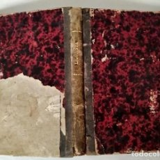 Libros antiguos: AÑO 1884: BARCELONA. FABRICACIÓN DE LICORES.. Lote 189243663