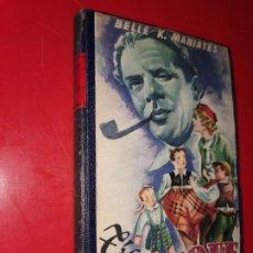 Libros antiguos: TÍA PENIQUE. BELLE K. MANIATES. COLECCIÓN VANINA 1942.. Lote 189290961