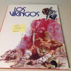 Libros antiguos: LOS VIKINGOS -EDITORIAL RM 1976. Lote 189596083