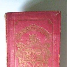 Libros antiguos: LES MALHEURS DE SOPHIE. Lote 189602011
