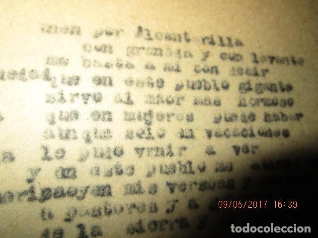 Libros antiguos: LA PLAZA LIBRO ORIGINAL inedito sobre alcantarilla religion escuelas 86 PGS CARLOS HERREROS MUÑOZ - Foto 5 - 146812946