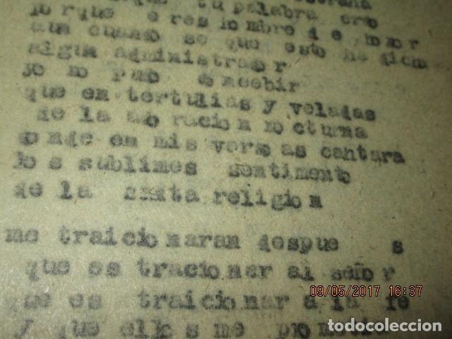 Libros antiguos: LA PLAZA LIBRO ORIGINAL inedito sobre alcantarilla religion escuelas 86 PGS CARLOS HERREROS MUÑOZ - Foto 9 - 146812946