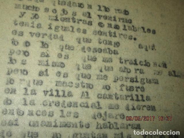 Libros antiguos: LA PLAZA LIBRO ORIGINAL inedito sobre alcantarilla religion escuelas 86 PGS CARLOS HERREROS MUÑOZ - Foto 10 - 146812946