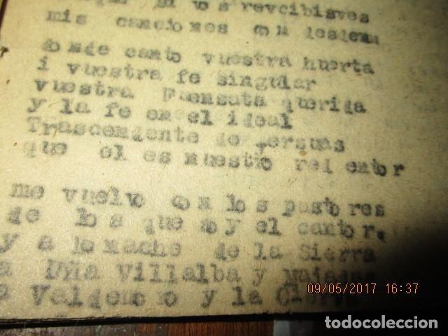Libros antiguos: LA PLAZA LIBRO ORIGINAL inedito sobre alcantarilla religion escuelas 86 PGS CARLOS HERREROS MUÑOZ - Foto 11 - 146812946