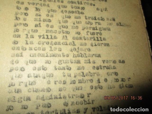 Libros antiguos: LA PLAZA LIBRO ORIGINAL inedito sobre alcantarilla religion escuelas 86 PGS CARLOS HERREROS MUÑOZ - Foto 12 - 146812946