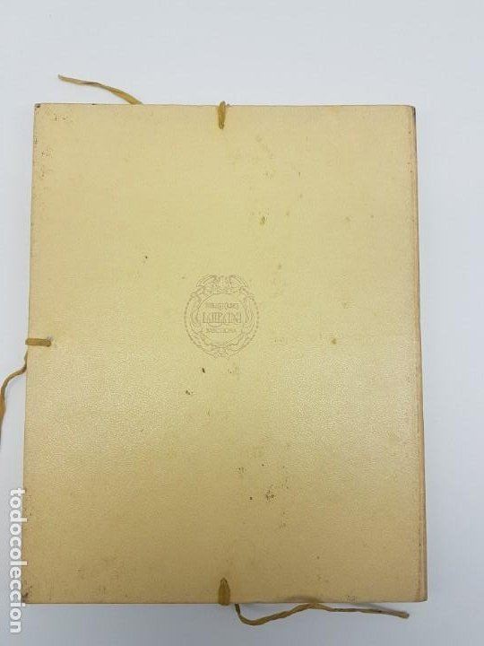 Libros antiguos: ARTE ESPAÑOL ( SAN ANTONIO DE LA FLORIDA ) LA PLANA ( 1924 ) LAMINAS - Foto 2 - 189757575