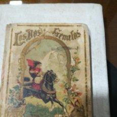 Libros antiguos: LOS DOS GEMELOS. S. CALLEJA. Lote 189882417