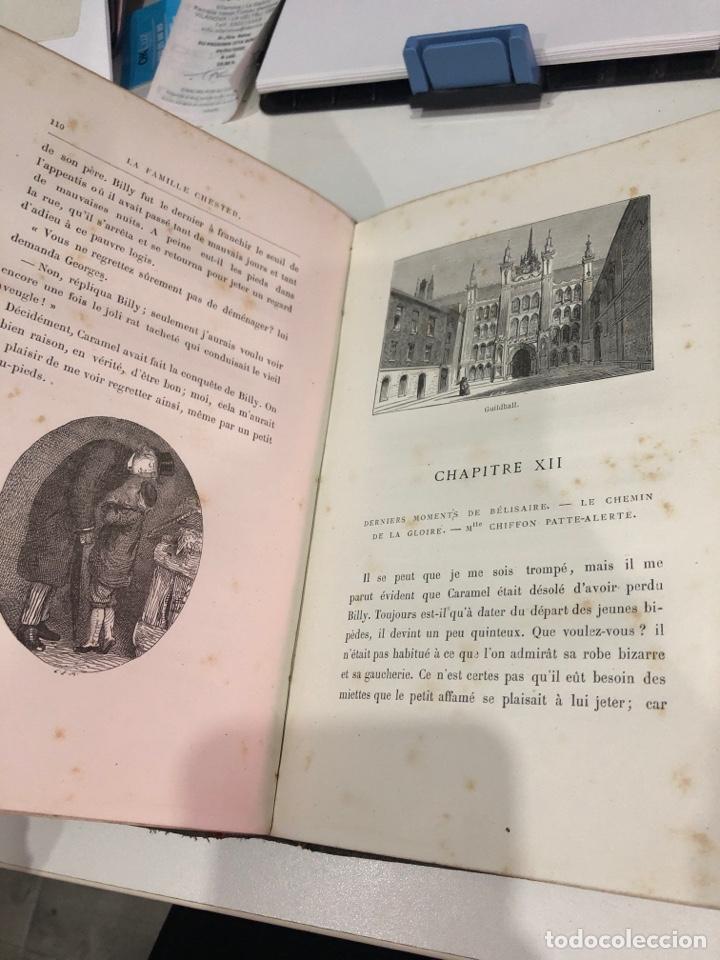 Libros antiguos: Histoire de la famille chester - Foto 6 - 189948343