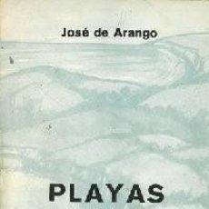 Libros antiguos: PLAYAS DE ASTURIAS.(ARANGO, JOSÉ DE). Lote 190039101