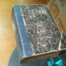 Libros antiguos: LA NOVELA CÓMICA. ENCUADERNADA AÑO 1909. Lote 190113430
