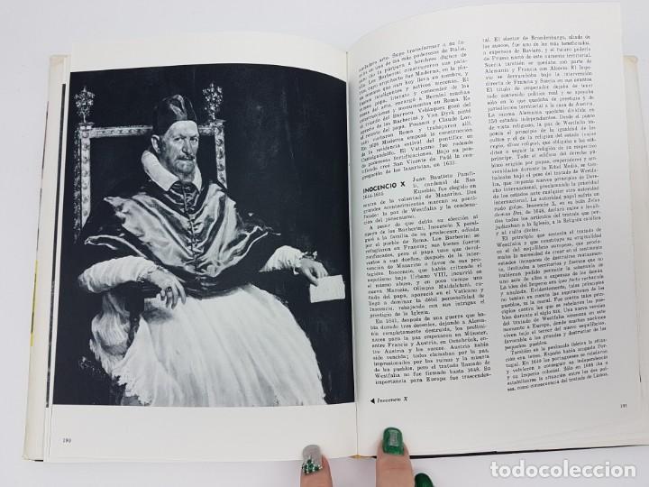 Libros antiguos: DICCIONÁRIO DE LOS PAPAS ( JUAN DACIO ) 1º EDICIÓN ( AÑO 1963 ) - Foto 6 - 190118371