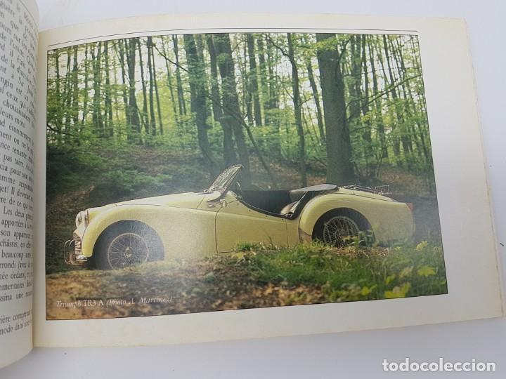 Libros antiguos: HISTÓRIA AUTOMÓVIL TRIUMPH, 1984 ( COLECCIÓN TOUTE LHISTORIE ) EN FRANCES - Foto 7 - 190120403