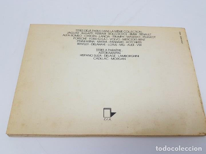 Libros antiguos: HISTÓRIA AUTOMÓVIL TRIUMPH, 1984 ( COLECCIÓN TOUTE LHISTORIE ) EN FRANCES - Foto 10 - 190120403
