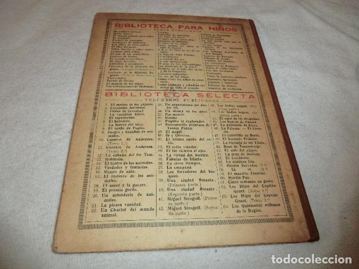 Libros antiguos: LA HIJA DE JUAN PALOMO. FEDERICO TRUJILLO . ED. SOPENA 1922, - Foto 2 - 190121446